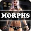 Morphs for V4 Vixen Shirt