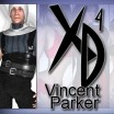 Vincent Parker: CrossDresser License