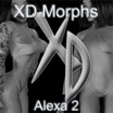 XD Morphs: Alexa 2