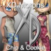 XD Morphs: Chip and Cookie