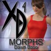 XD Morphs: Dawn Base Morphs
