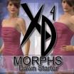 XD Morphs: Dawn Starter Morphs